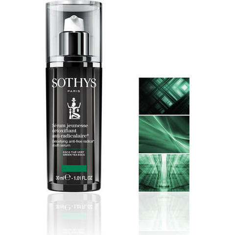 Detoxifying Youth Serum